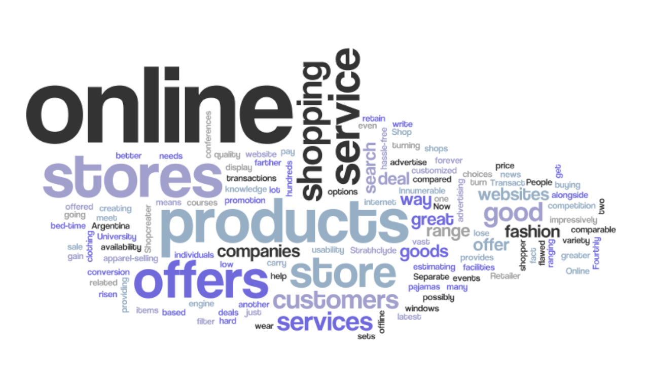 e-shop online shopping cart